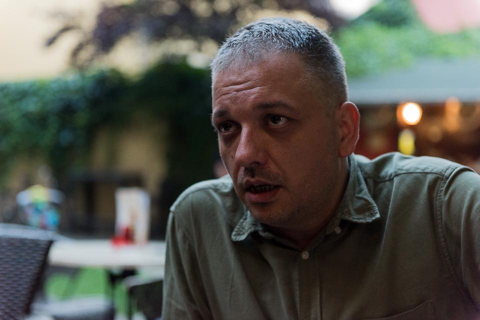 Nikola Danilov doživljaj Beča