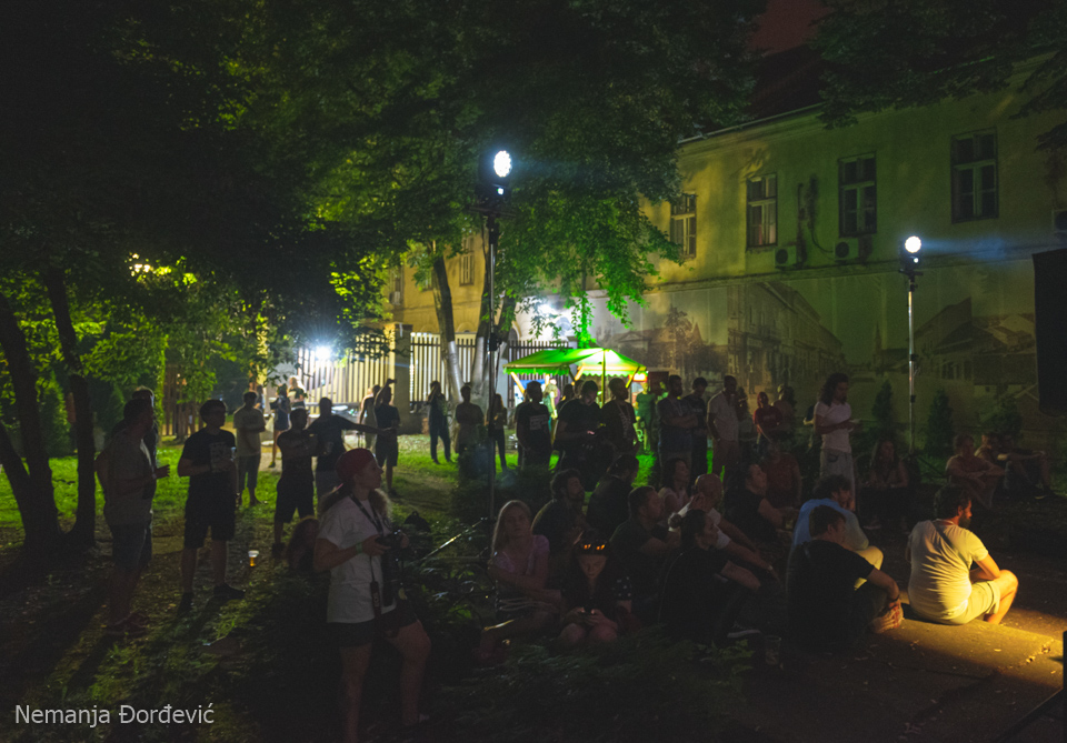 Eyot Wrong fest Pančevo