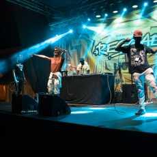 Show time (Rahmanee, King Kalypso, Tommy T.) Exit festival Novi Sad