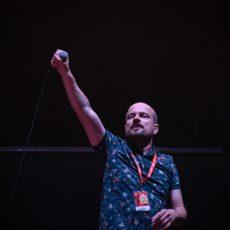 Vojko V Exit festival Novi Sad