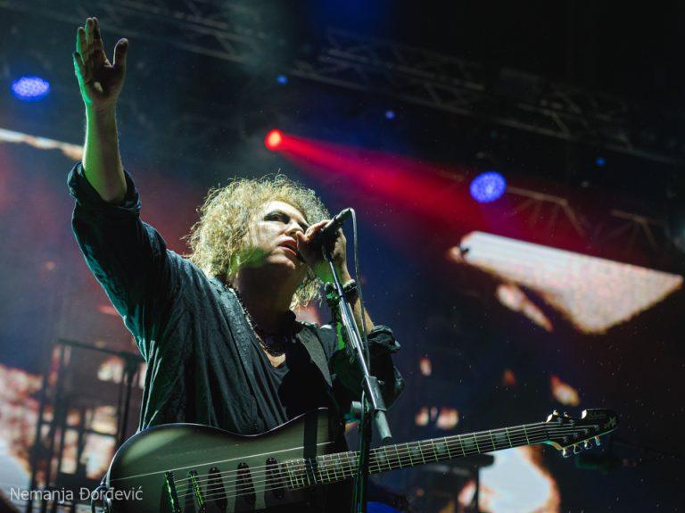 The Cure na Exit Festivalu; Savršenstvo postoji!