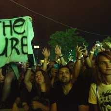 The Cure Exit festival Novi Sad