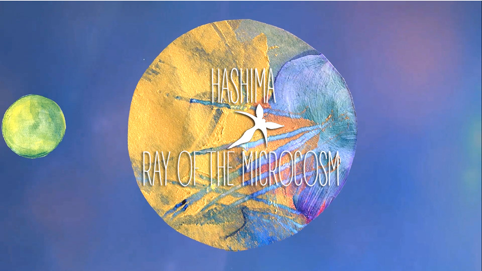 Ray Of The Microcosm Hashima