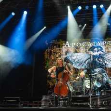 Apocalyptica + Simfonijski orkestar RTS-a Ušće Beograd Noć muzike