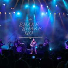 Shake Shake Go Sziget festival Budimpešta