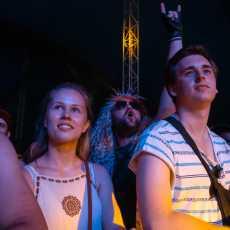 Coheed and Cambria Sziget festival Budimpešta