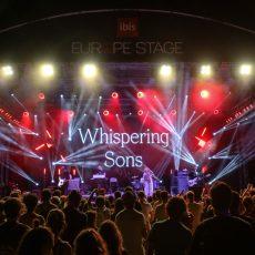 Whispering Sons Sziget Budimpešta