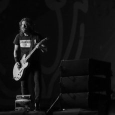 Foo Fighters Sziget festival Budimpešta