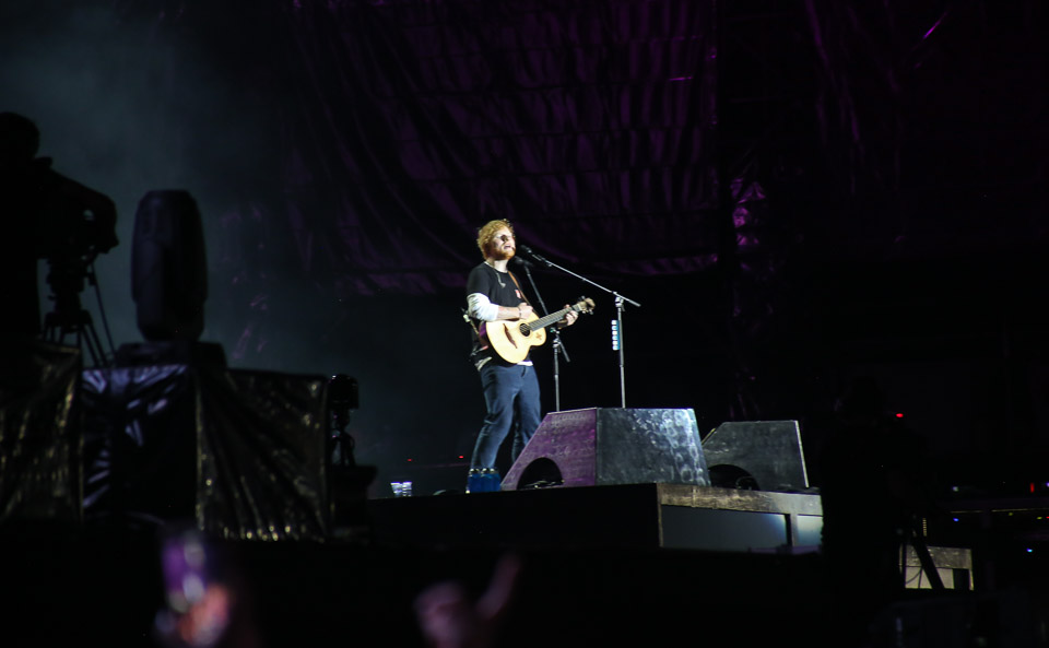 Ed Sheeran Sziget Budimpešta