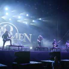 Of Mice & Men Sziget Budimpešta