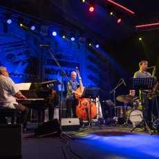 Kenny Werner Quartet feat. Dave Leibman, Peter Erskine and Johannes Weidenmuller Nišville Niš