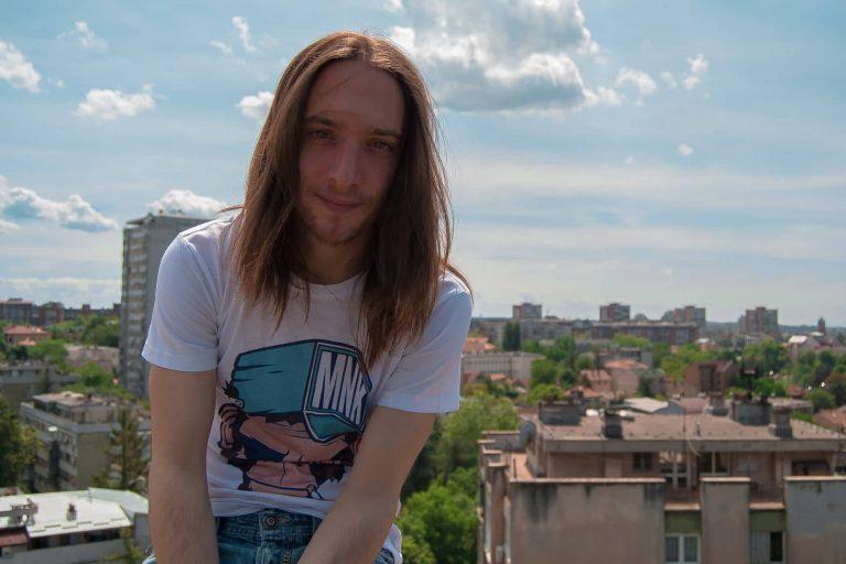 Šta umetnici slušaju: Rastko Vujisić