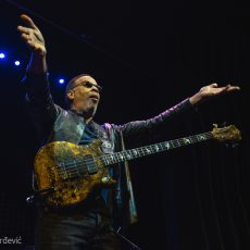 Stanley Clarke Beogradski Jazz Festival Beograd Kombank dvorana