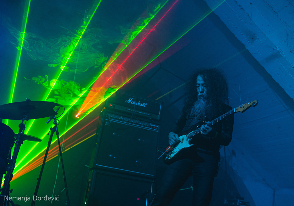 Acid Mothers Temple The Cyclist Conspiracy Dol Drugstore Beograd