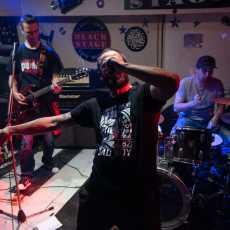 Punkreas Black Stage Niš