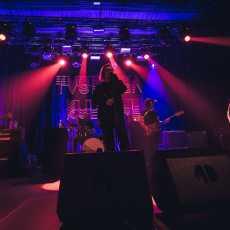 Mark Lanegan bend Tvornica Kulture Zagreb