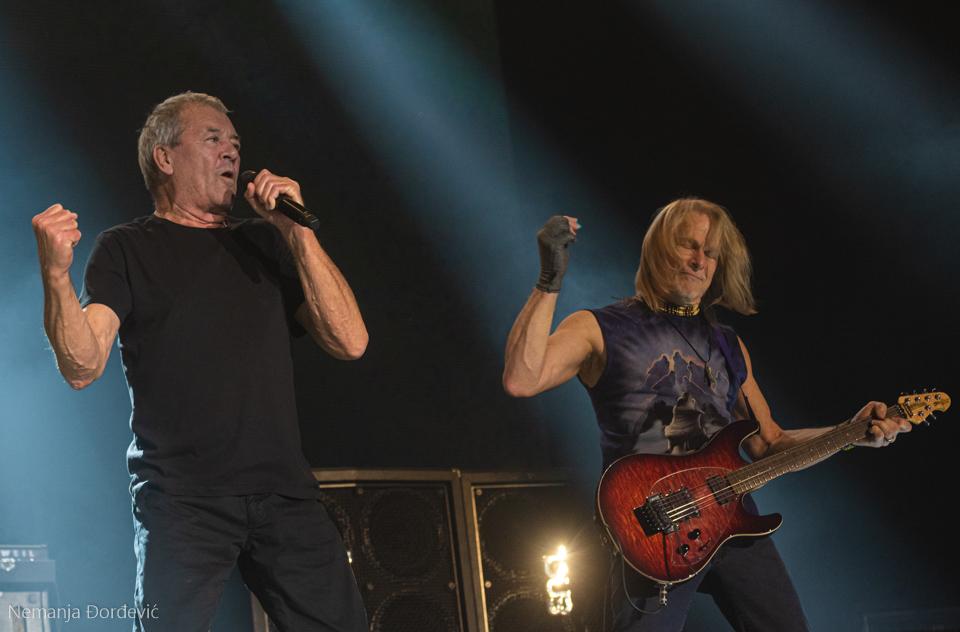 Deep Purple Štar Arena Beograd Monster truck