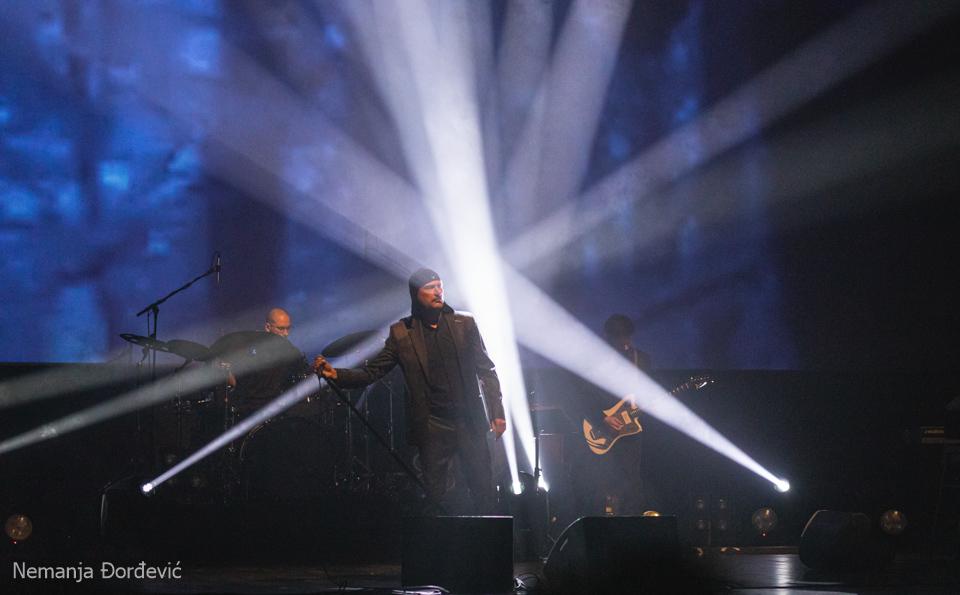 Laibach Kombank dvorana Beograd
