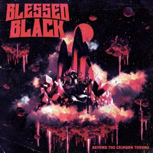 Blessed Black - Beyond the Crimson Throne
