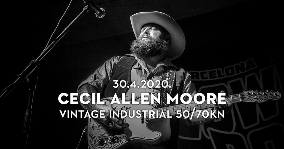 Cecil Allen Moore