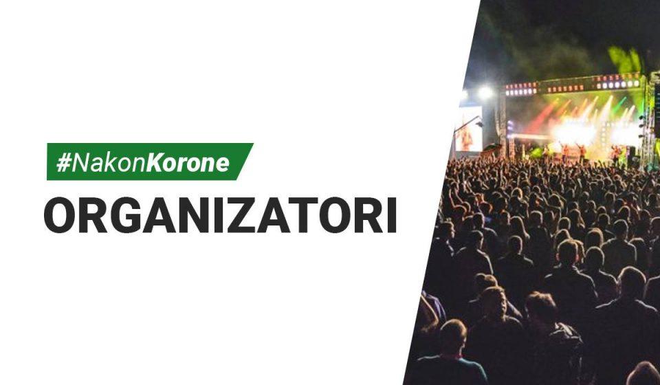 #NakonKorone Organizatori