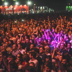 The Stranglers Beer Fest Ušće Beograd Srbija