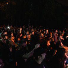 Eyesburn Bašta kluba FEST Beograd Zemun Fotografije Galerija Kojot slike