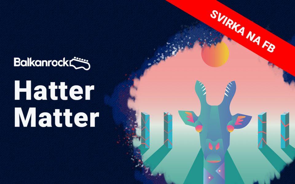 Balkanrock Live Hatter Mater