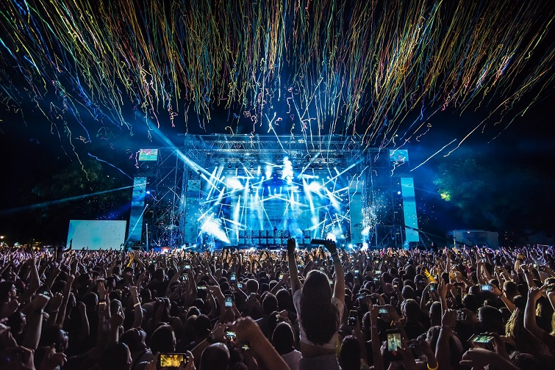 EXIT Main stage