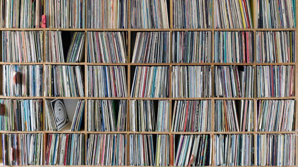 Najboljih 20 omota ploča