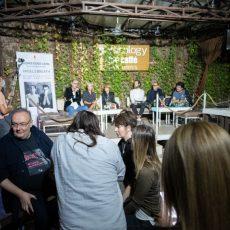 Zadužbina Milana Mladenovića Bitef Art Cafe Beograd fotografije galerija