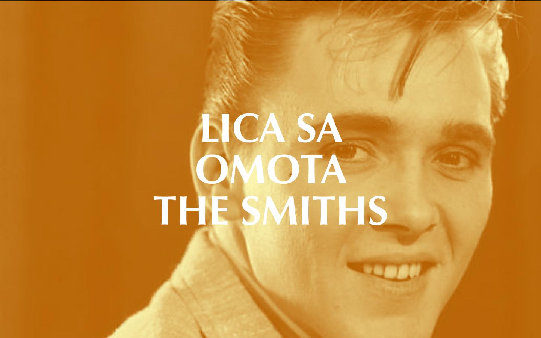 Lica sa omota The Smiths