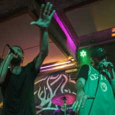 Sunshine Bane Bašta kluba Fest Zemun fotografije slike galerija hip hop rep
