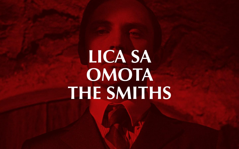 Lica sa omota The Smiths Engleski pisho