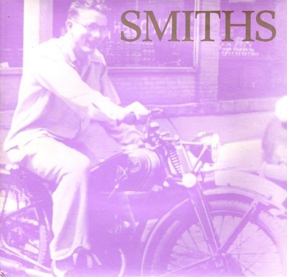 The Smiths Bigmouth Strikes Again James Dean