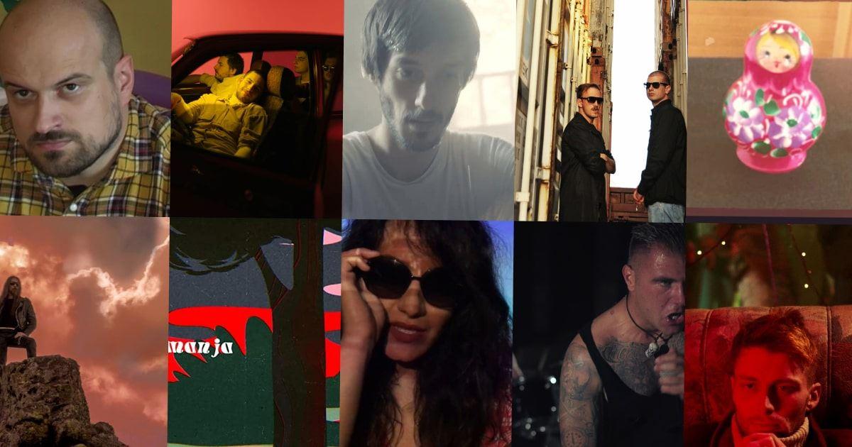 10 singlova 2020. godine