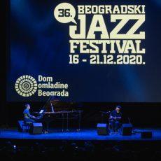 Vlatko Stefanovski Matija Dedić Beogradski džez festival Kombank dvorana Beograd slike fotografije galerija