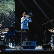Atila Đarfaš Fender Rhodes Filippo Vignato Trio Dom omladine Beograd Beogradski džez festival