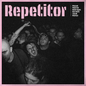 Repetitor - Prazan prostor među nama koji može i da ne postoji Moonlee Records Artal lili Agelast Boris Ana Marija Milena Kost i koža spot Beograd