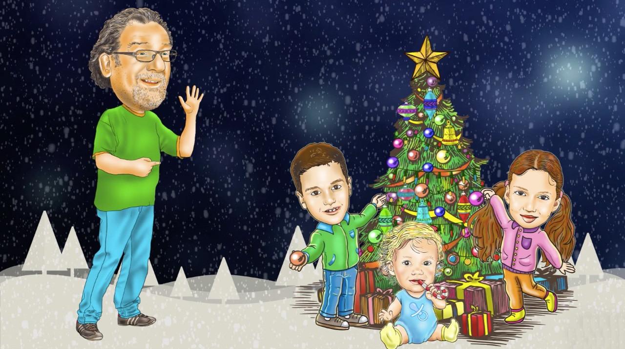 Stiže Deda Mraz Boda Ninković