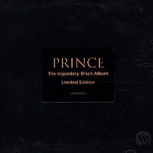 Prince - Black album