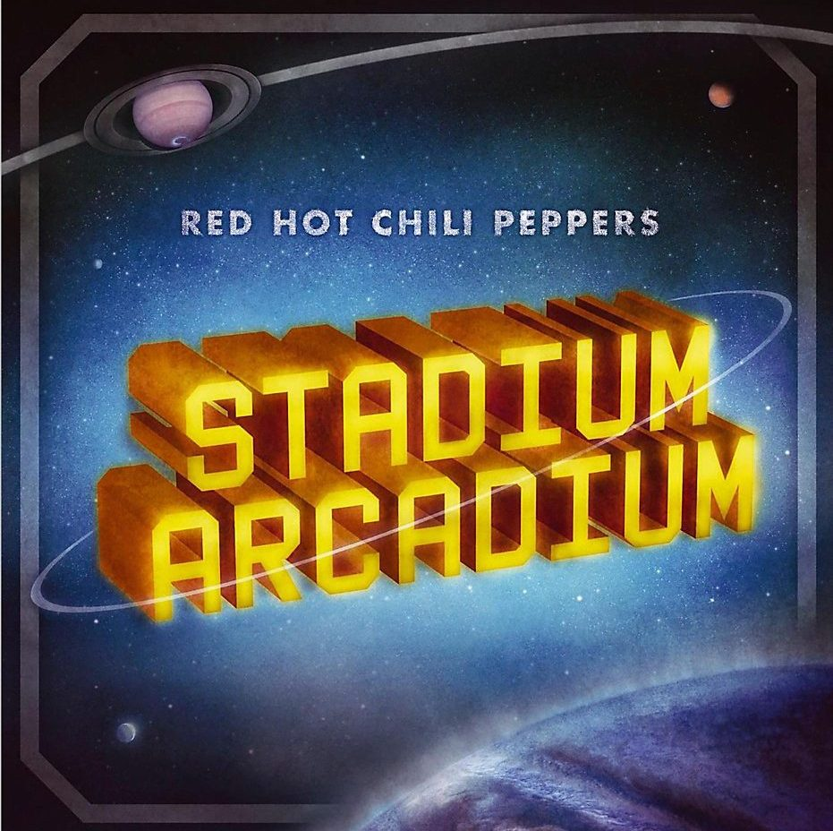 Stadium Arcadium Red Hot Chili Peppers