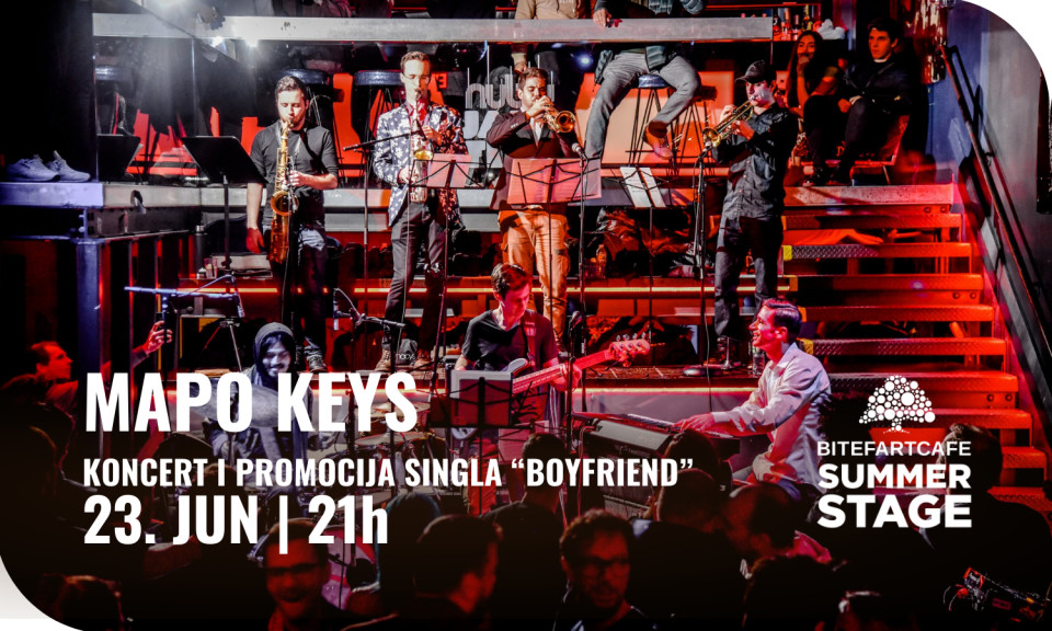 Mapo Keys