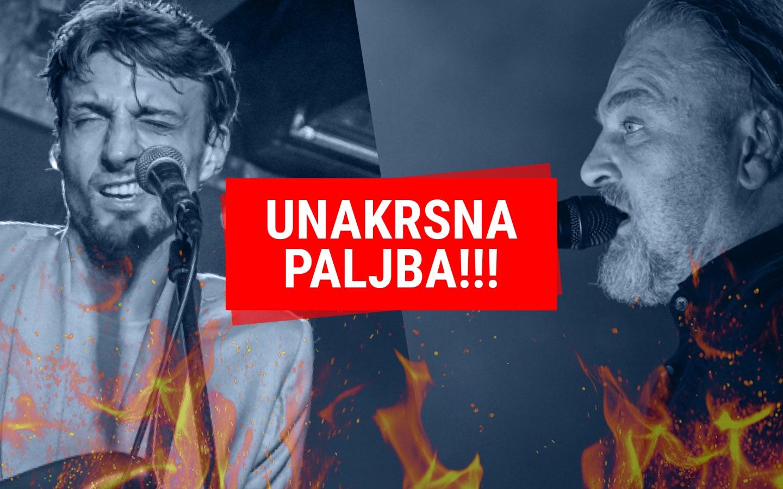 Unakrsna paljba Svemirko Vranjković Block out