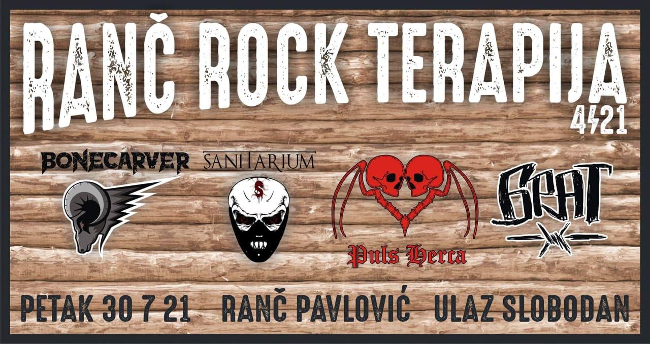 Ranč rock terapija