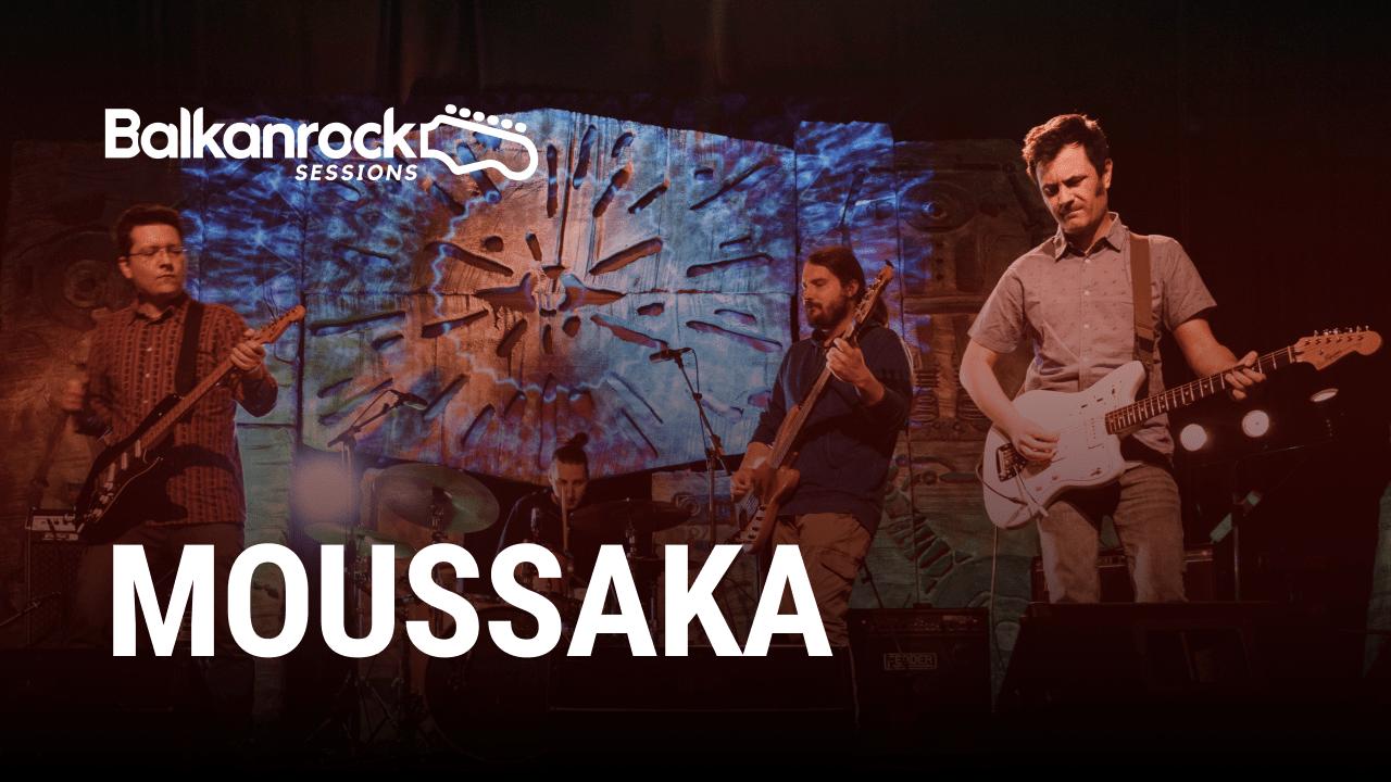 Moussaka Balkanrock Sessions
