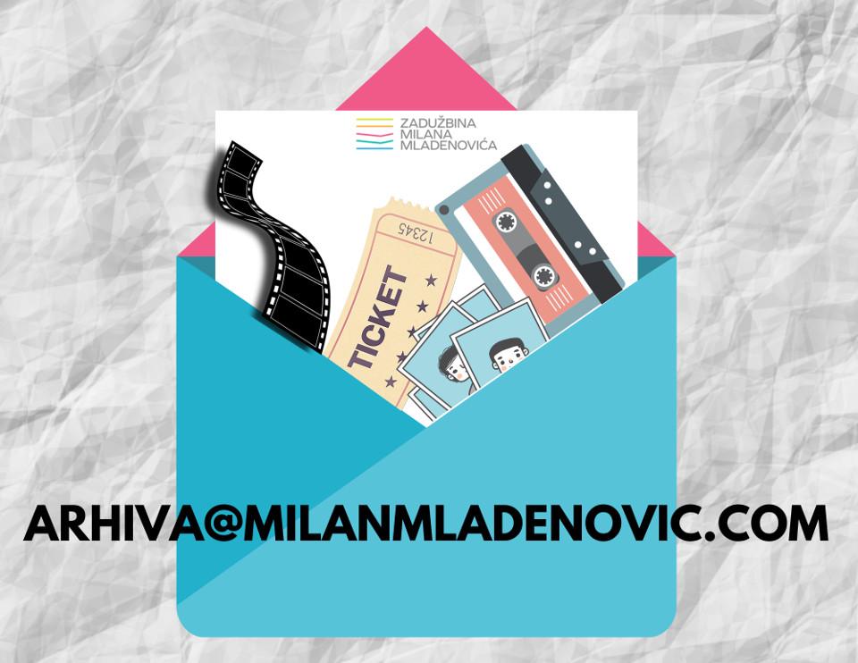 Zaduzbina Milana Mladenovica