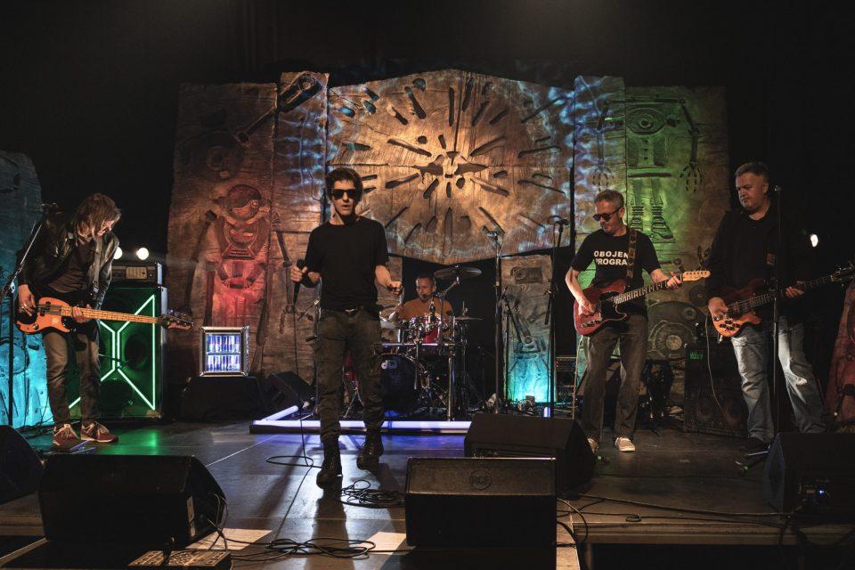 Obojeni Program Balkanrock Sessions