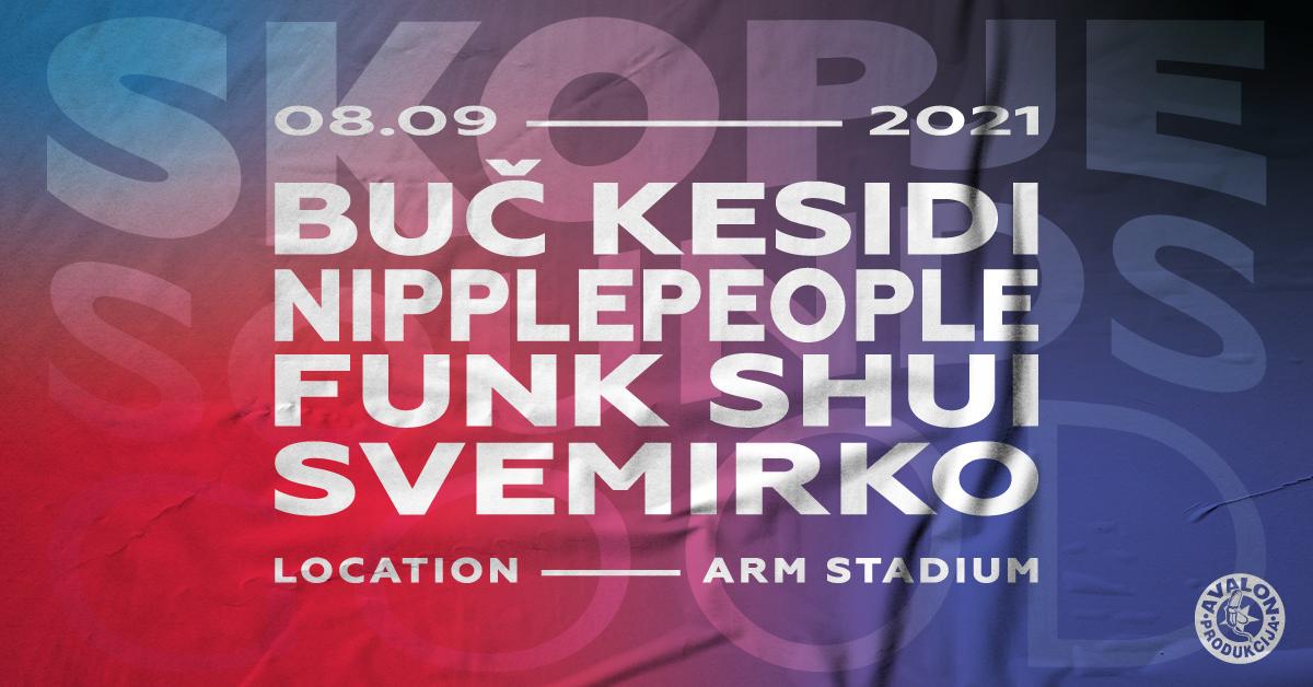 SKOPJE ZVUČI DOBRO festival