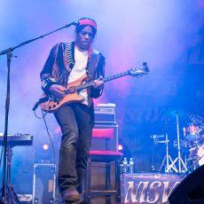 Galerija Stanley Jordan fotografija Nišville Jazz Festival 2021 Niška Tvrđava